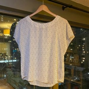 "Banana Republic ""Drapey Top"" blouse"